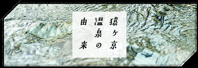 猿ヶ京温泉の由来