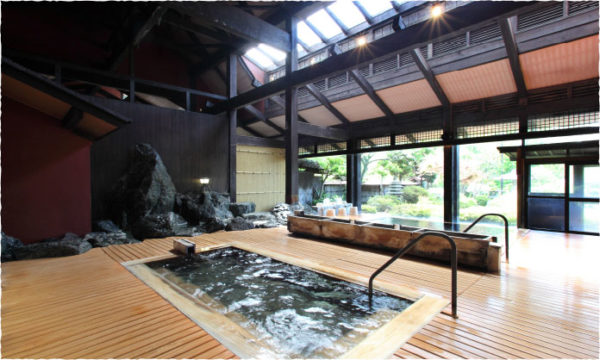 猿ヶ京ホテル温泉